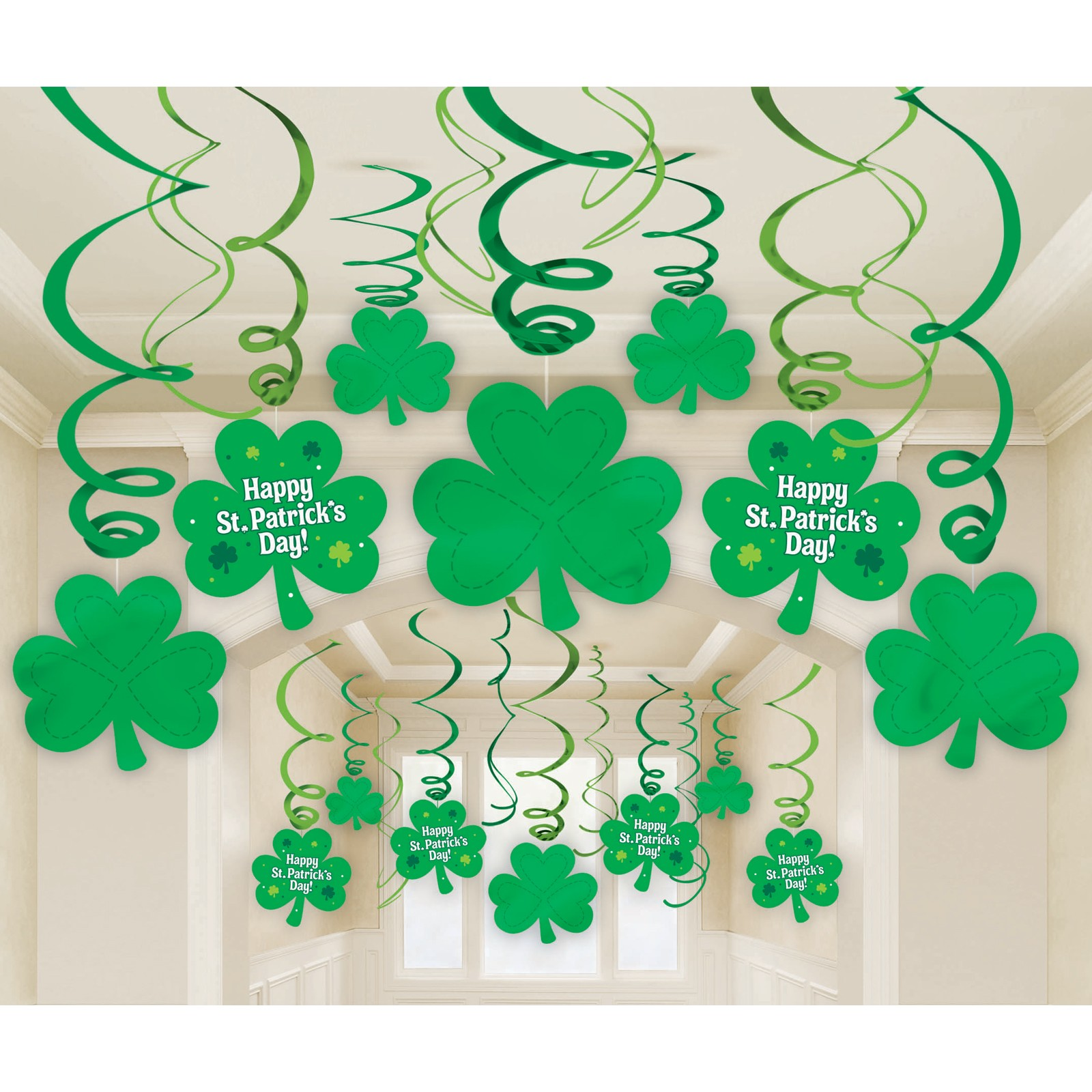 decorations and craft supplies - St Patricks Day Decorations