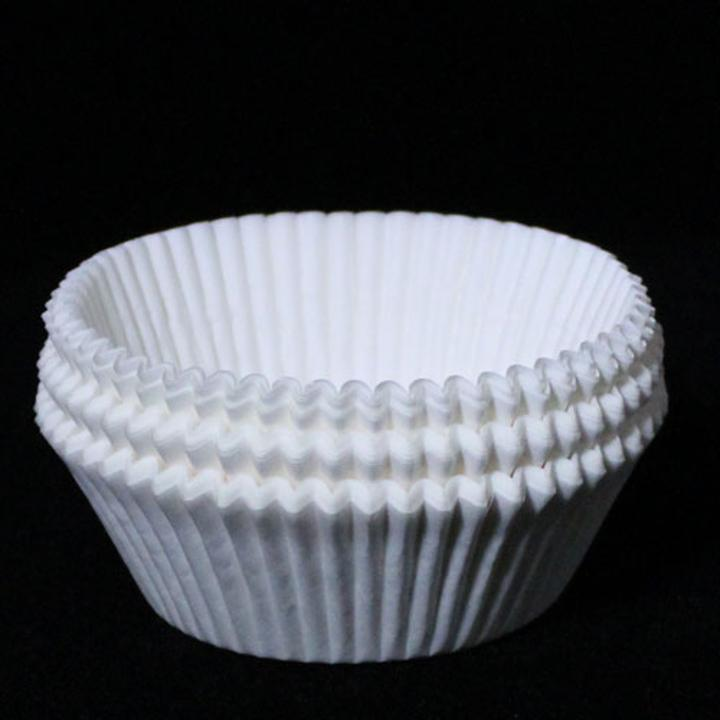 Large Muffin Liners Norpro Giant Muffin Cups White Pack