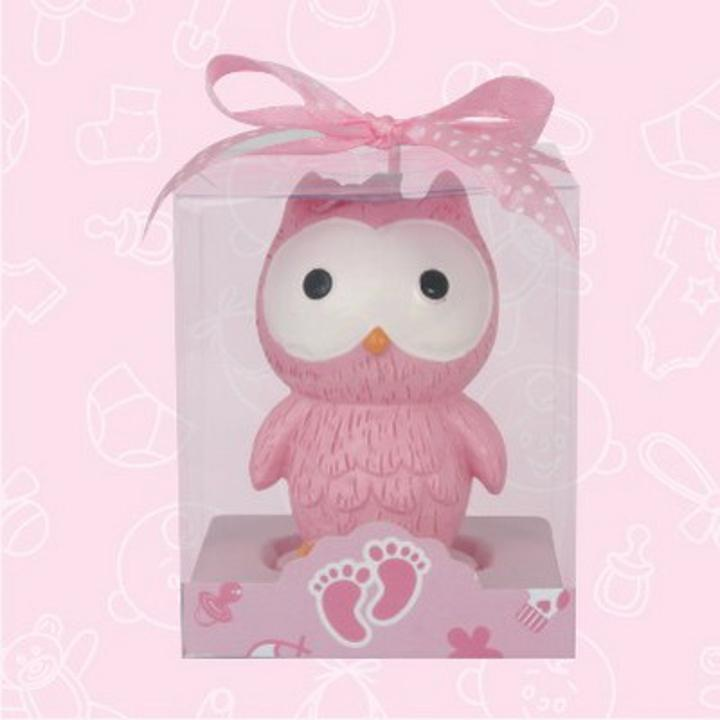 owl baby shower candle favor owl baby shower candle favor choices